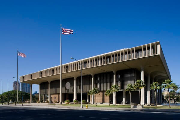 Hawaii State Capitol