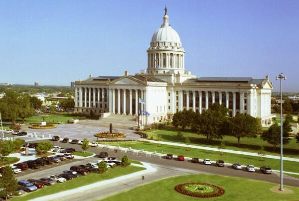Oklahoma State Capitol Email Address