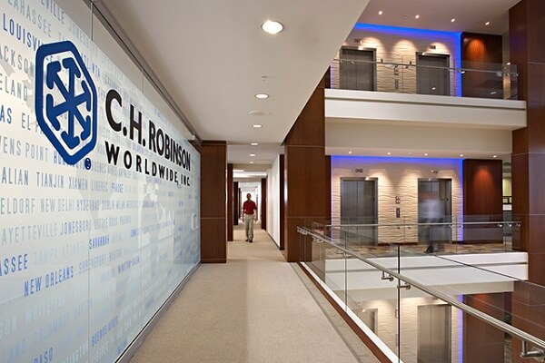 C H Robinson Worldwide Headquarters Address, Corporate Offices, Phone Number and More