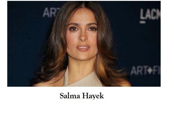 Salma Hayek Phone Number, Autograph Request Address, and Fan Mail Address