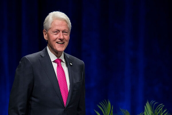 Bill Clinton Contact Details, Phone Number, and Office Address