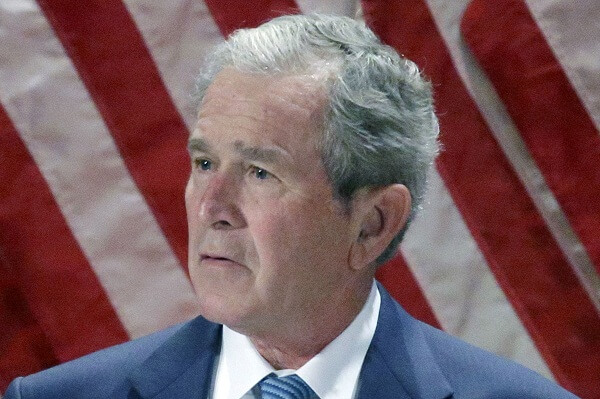 George W Bush Contact Details, Phone Number, and Office Address