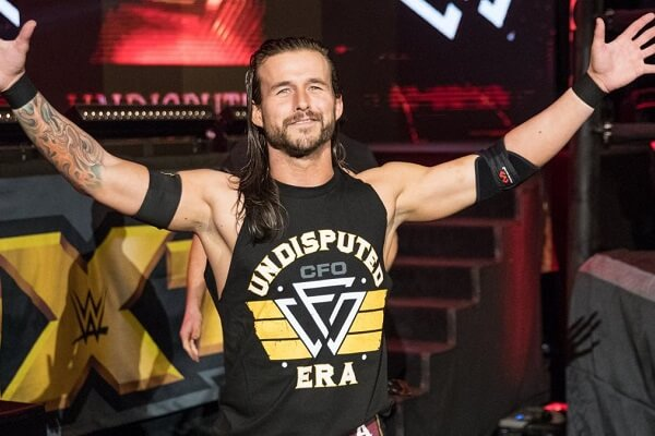 Adam Cole Phone Number, Email Address, and Fan Mail Address