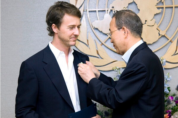 Edward Norton Phone Number, Fan Mail Address, and Contact Info
